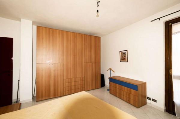Casa indipendente in vendita a Venaria Reale, Centro Storico, 154 mq - Foto 15