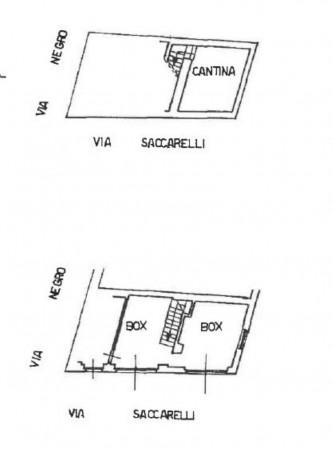 Casa indipendente in vendita a Venaria Reale, Centro Storico, 154 mq - Foto 2