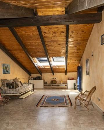 Casa indipendente in vendita a Venaria Reale, Centro Storico, 154 mq - Foto 9