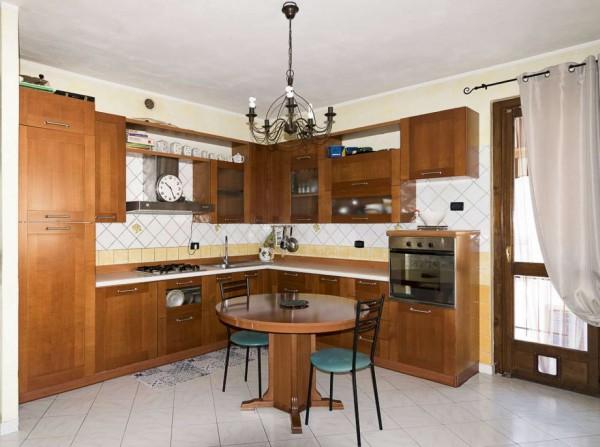Casa indipendente in vendita a Venaria Reale, Centro Storico, 154 mq - Foto 21