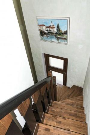 Casa indipendente in vendita a Venaria Reale, Centro Storico, 154 mq - Foto 6