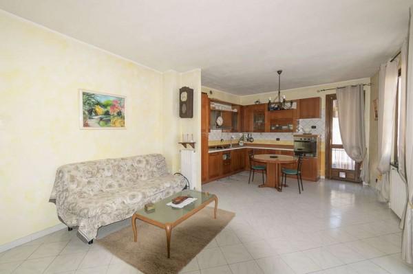 Casa indipendente in vendita a Venaria Reale, Centro Storico, 154 mq - Foto 23