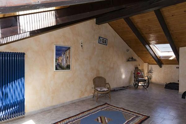Casa indipendente in vendita a Venaria Reale, Centro Storico, 154 mq - Foto 7