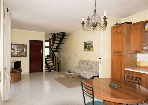 Casa indipendente in vendita a Venaria Reale, Centro Storico, 154 mq - Foto 22