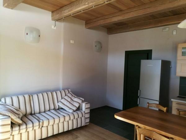 Appartamento in affitto a San Giorgio Canavese, Centro, Arredato, 55 mq - Foto 3