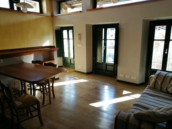 Appartamento in affitto a San Giorgio Canavese, Centro, Arredato, 55 mq - Foto 9