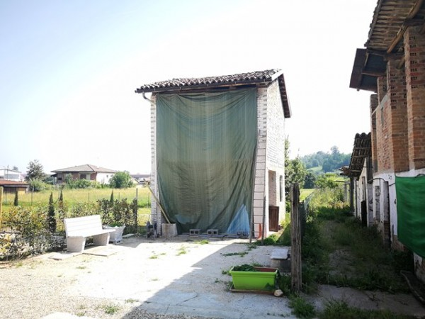 Locale Commerciale  in vendita a Isola d'Asti, Rurale, Con giardino, 50 mq - Foto 4