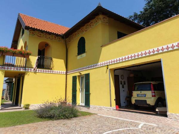 Villa in vendita a Mignanego, Santuario Della Vittoria, Con giardino, 220 mq - Foto 8
