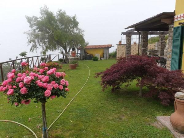Villa in vendita a Mignanego, Santuario Della Vittoria, Con giardino, 220 mq - Foto 58
