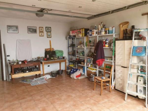 Villa in vendita a Mignanego, Santuario Della Vittoria, Con giardino, 220 mq - Foto 48