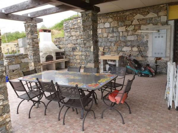 Villa in vendita a Mignanego, Santuario Della Vittoria, Con giardino, 220 mq - Foto 56