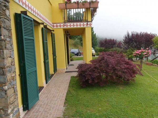 Villa in vendita a Mignanego, Santuario Della Vittoria, Con giardino, 220 mq - Foto 54