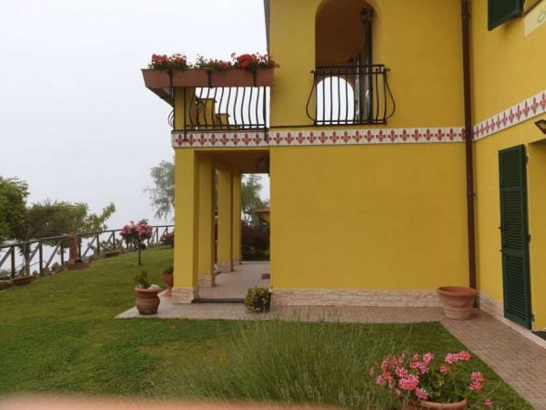 Villa in vendita a Mignanego, Santuario Della Vittoria, Con giardino, 220 mq - Foto 53