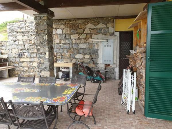 Villa in vendita a Mignanego, Santuario Della Vittoria, Con giardino, 220 mq - Foto 55