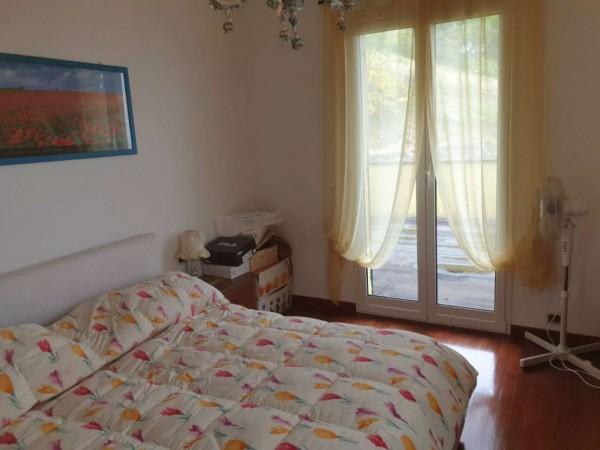 Villa in vendita a Mignanego, Santuario Della Vittoria, Con giardino, 220 mq - Foto 28
