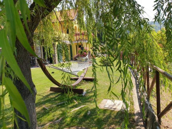 Villa in vendita a Mignanego, Santuario Della Vittoria, Con giardino, 220 mq - Foto 9