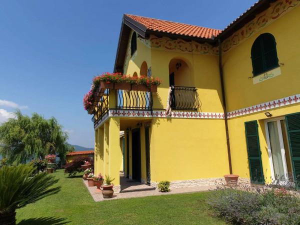Villa in vendita a Mignanego, Santuario Della Vittoria, Con giardino, 220 mq - Foto 3