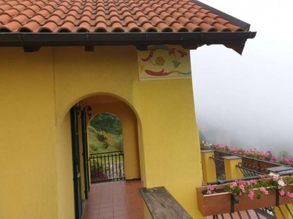Villa in vendita a Mignanego, Santuario Della Vittoria, Con giardino, 220 mq - Foto 49
