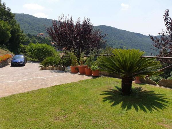 Villa in vendita a Mignanego, Santuario Della Vittoria, Con giardino, 220 mq - Foto 2