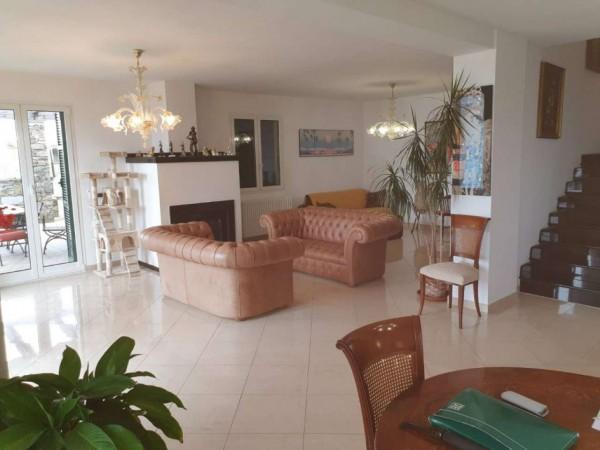 Villa in vendita a Mignanego, Santuario Della Vittoria, Con giardino, 220 mq - Foto 74