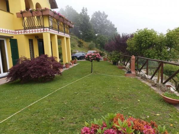 Villa in vendita a Mignanego, Santuario Della Vittoria, Con giardino, 220 mq - Foto 57