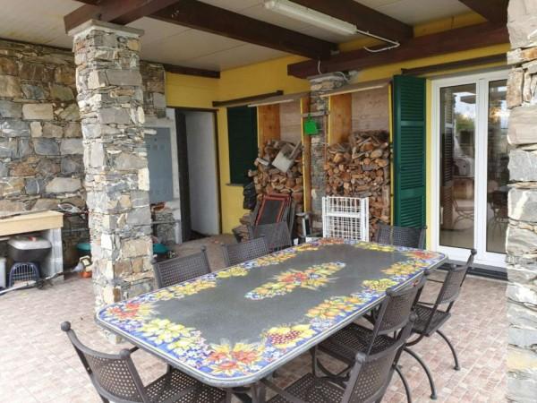 Villa in vendita a Mignanego, Santuario Della Vittoria, Con giardino, 220 mq - Foto 60