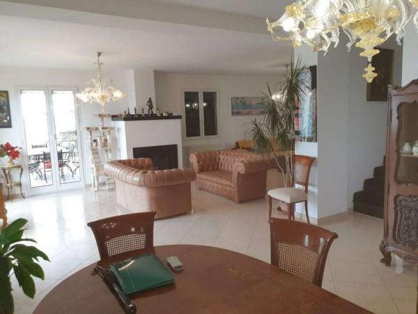 Villa in vendita a Mignanego, Santuario Della Vittoria, Con giardino, 220 mq - Foto 46