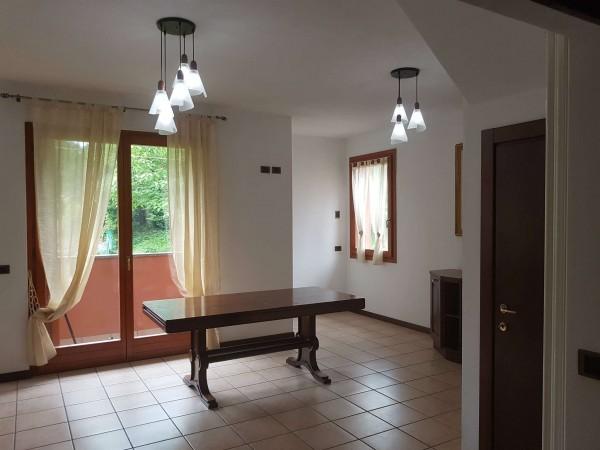 Villa in affitto a Varese, Arredato, con giardino, 200 mq - Foto 31