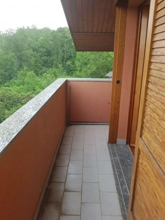 Villa in affitto a Varese, Arredato, con giardino, 200 mq - Foto 13