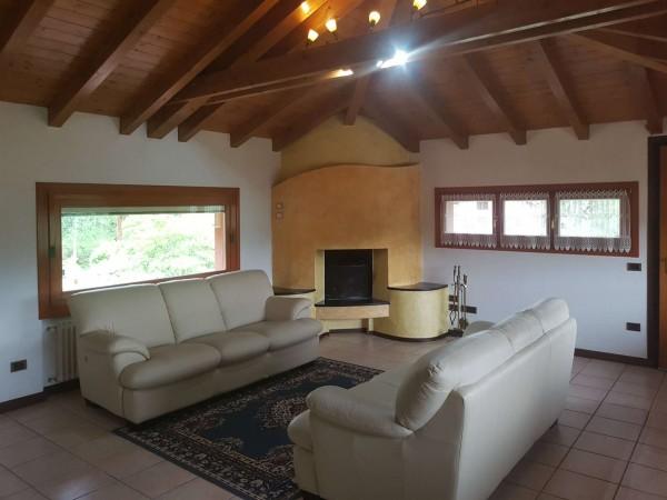 Villa in affitto a Varese, Arredato, con giardino, 200 mq - Foto 35