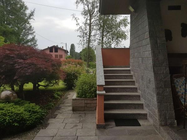 Villa in affitto a Varese, Arredato, con giardino, 200 mq - Foto 36
