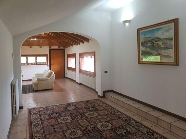 Villa in affitto a Varese, Arredato, con giardino, 200 mq - Foto 34