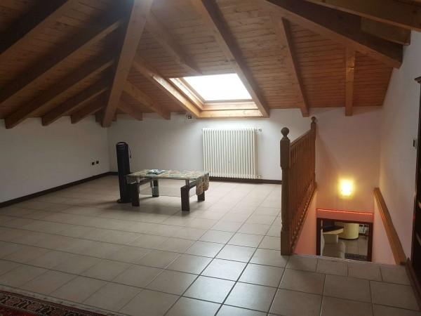 Villa in affitto a Varese, Arredato, con giardino, 200 mq - Foto 22