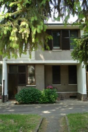 Villetta a schiera in vendita a Cesate, Con giardino, 135 mq - Foto 10