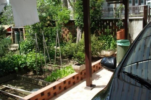 Villetta a schiera in vendita a Cesate, Con giardino, 135 mq - Foto 9