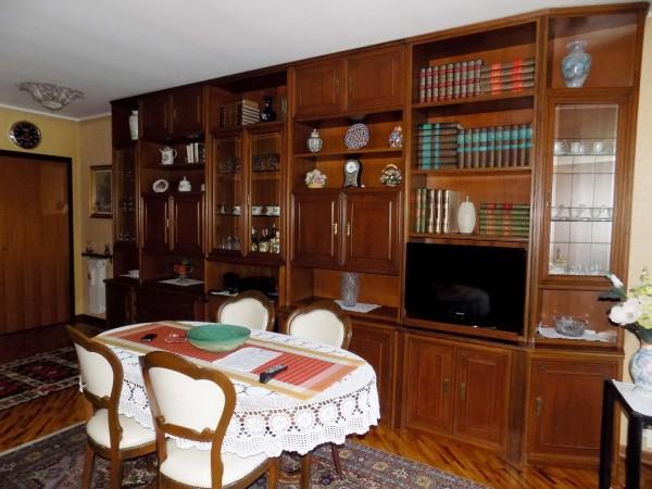 Appartamento in vendita a Senago, Con giardino, 100 mq