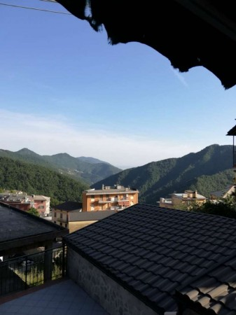 Villetta a schiera in affitto a Uscio, 120 mq - Foto 1