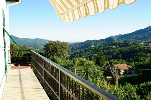 Casa indipendente in vendita a Campomorone, Langasco, Con giardino, 400 mq - Foto 22
