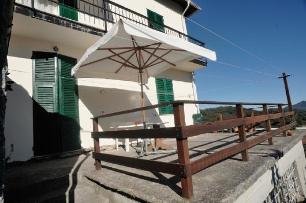 Casa indipendente in vendita a Campomorone, Langasco, Con giardino, 400 mq - Foto 24