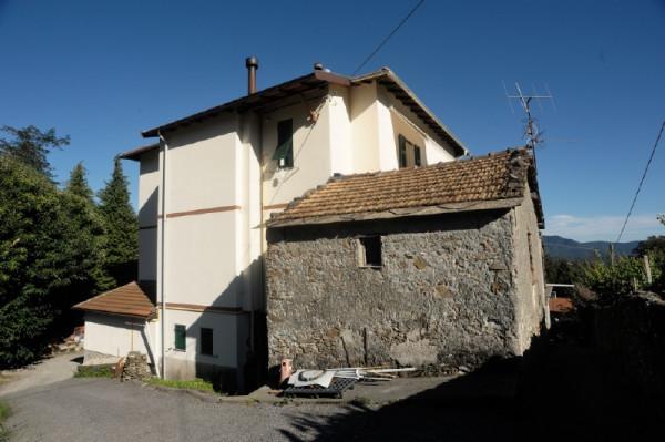Casa indipendente in vendita a Campomorone, Langasco, Con giardino, 400 mq - Foto 31