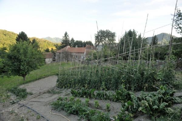 Casa indipendente in vendita a Campomorone, Langasco, Con giardino, 400 mq - Foto 4