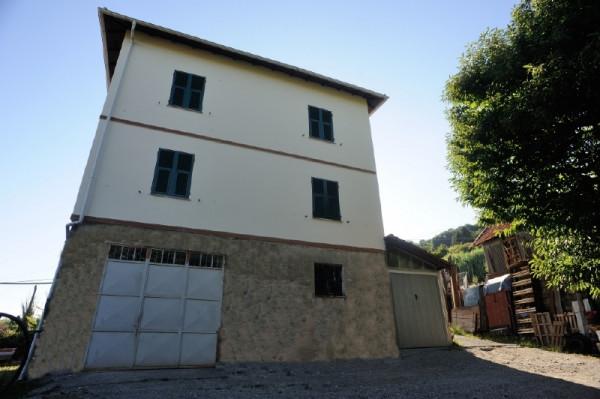 Casa indipendente in vendita a Campomorone, Langasco, Con giardino, 400 mq - Foto 29