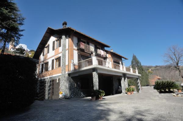 Villa in vendita a Genova, Pontedecimo, Con giardino, 390 mq - Foto 29