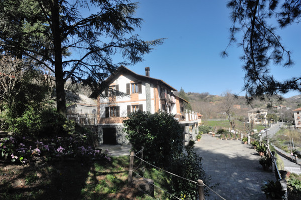 Villa in vendita a Genova, Pontedecimo, Con giardino, 390 mq - Foto 9
