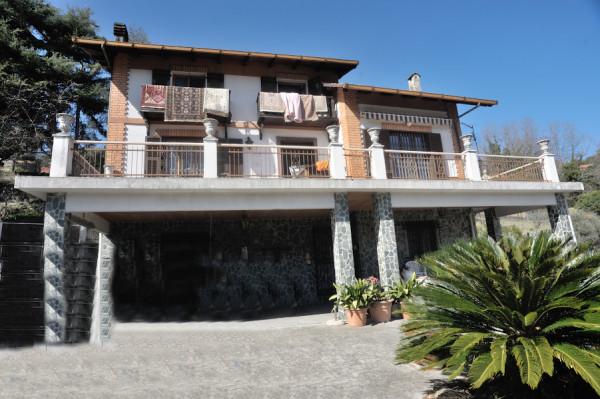 Villa in vendita a Genova, Pontedecimo, Con giardino, 390 mq - Foto 27