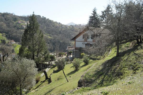 Villa in vendita a Genova, Pontedecimo, Con giardino, 390 mq - Foto 3