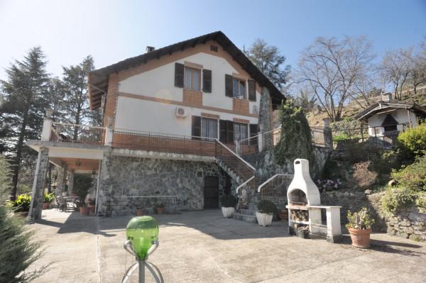 Villa in vendita a Genova, Pontedecimo, Con giardino, 390 mq - Foto 28