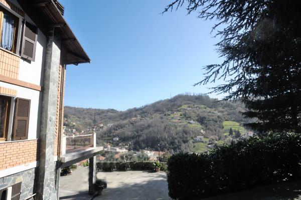 Villa in vendita a Genova, Pontedecimo, Con giardino, 390 mq - Foto 12