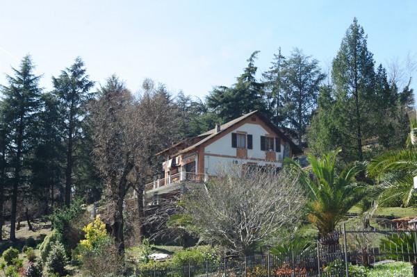 Villa in vendita a Genova, Pontedecimo, Con giardino, 390 mq