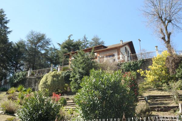 Villa in vendita a Genova, Pontedecimo, Con giardino, 390 mq - Foto 33